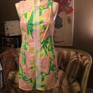 Lilly Pulitzer Target Flamingo Dress 2